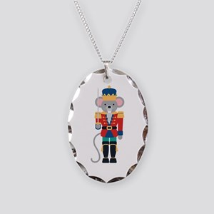 Nutcracker Ballet Story Mouse King Necklace